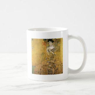 Adele Bloch-Bauer's Portrait Classic White Coffee Mug
