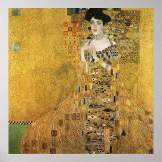 Adele Bloch-Bauer's Portrait Poster
