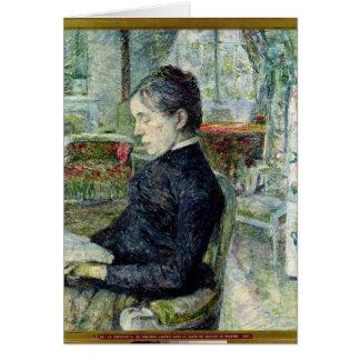 Adele Tapie de Celeyran Card