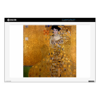 Adele, The Lady in Gold - Gustav Klimt Laptop Decals