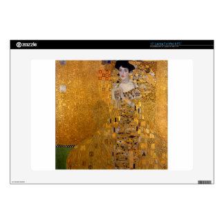 Adele, The Lady in Gold - Gustav Klimt Skins For Laptops