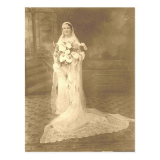 Adele Wedding Postcard