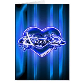 Adelia Card