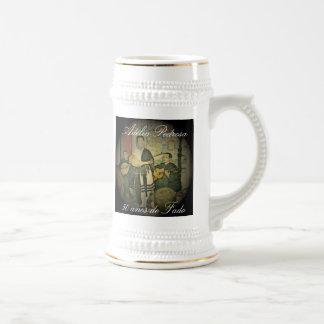 Adélia Pedrosa - 50 years of Fate Beer Stein