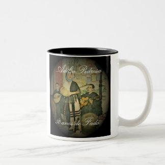 Adélia Pedrosa - 50 years of Fate Two-Tone Coffee Mug
