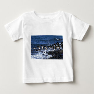 Adelie Penguins Baby T-Shirt