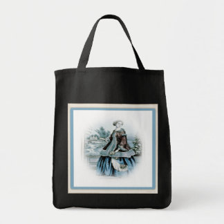 Adeline Portrait Tote Bag