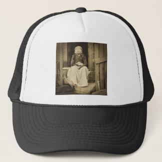 Adeline Princess of Seattle Washington 1896 Trucker Hat