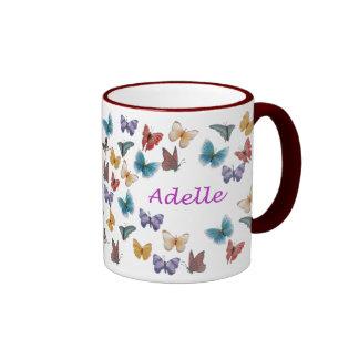 Adelle Ringer Coffee Mug