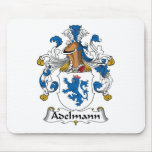 Adelmann Family Crest Mouse Pad