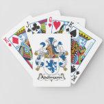 Adelmann Famiy Crest Deck Of Cards