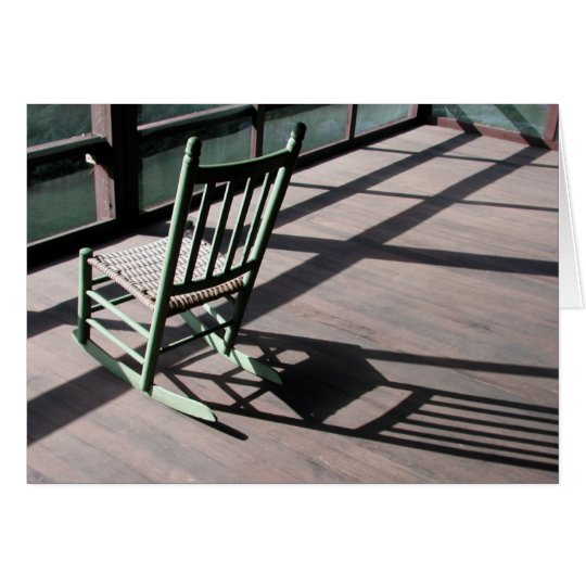 Adelynrood rocking chair card