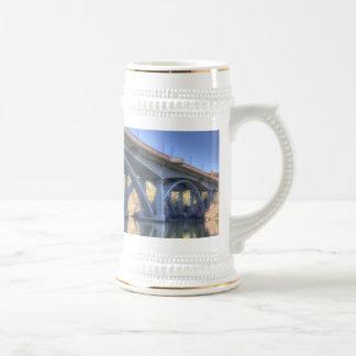 Además del puente de Folsom Taza De Café