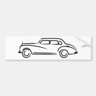 Adenauer Bumper Sticker