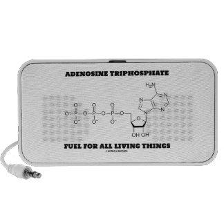 Adenosine Triphosphate Fuel For All Living Things PC Speakers