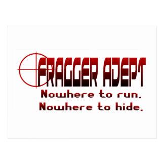 Adepto de Fragger Postal