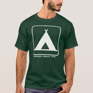 Adequate campers (dark) T-Shirt