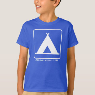 Adequate mini-campers (dark) T-Shirt