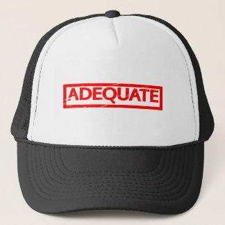 Adequate Stamp Trucker Hat