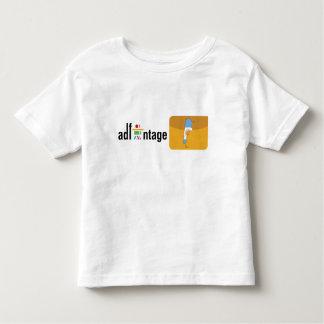 Adfantage Argentina Logo & Flag Toddler T-shirt