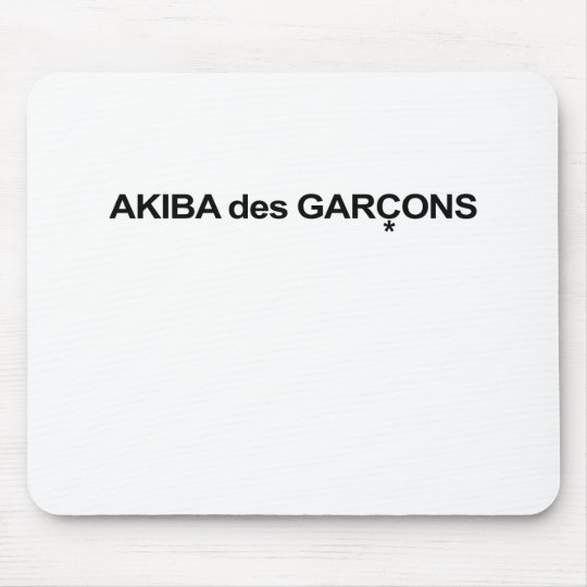 ADG Goods Mouse Pad