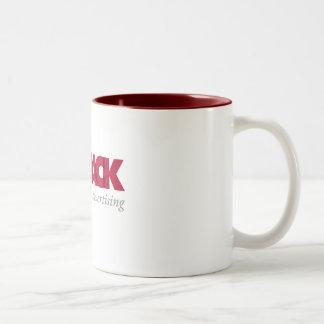 AdHack Logo Coffee Mug