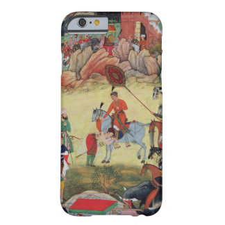 Adham Khan paying homage to Akbar at Sarangpur, Ce Barely There iPhone 6 Case