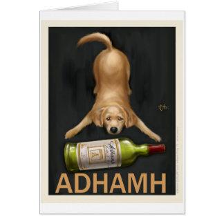 Adhamh Card