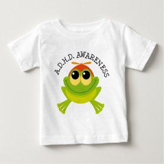 ADHD Awareness Cute Frog Tees