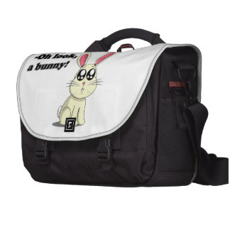 ADHD bunny Commuter Bags