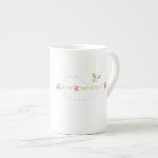 ADHD Butterfly Tea Cup