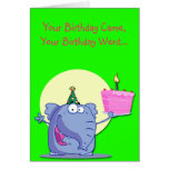 ADHD Card-Birthday Came, Your Birthday Went Cards