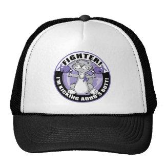 ADHD Cat Fighter Trucker Hat