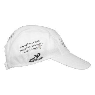 ADHD Chicken Humor Headsweats Hat
