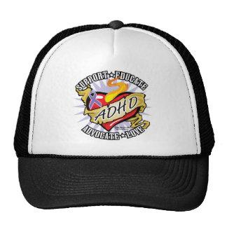 ADHD Classic Heart Trucker Hat