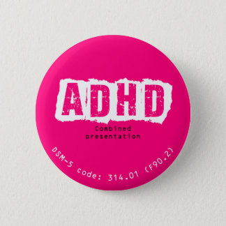 ADHD, Combined Presentation button