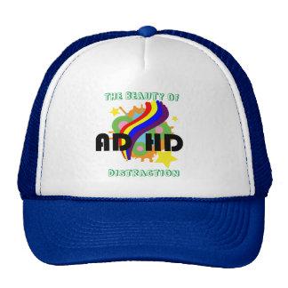ADHD Distraction Trucker Hat