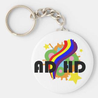 ADHD Keychain