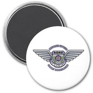 ADHD Medal Fridge Magnets