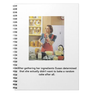 ADHD Moments Notebook