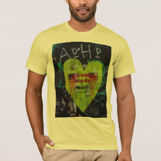 ADHD Ninja Heart T-Shirt