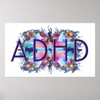 ADHD PÓSTER