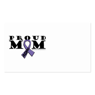ADHD Proud Mom Business Card Templates