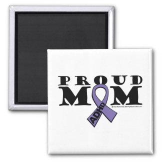ADHD Proud Mom Fridge Magnet