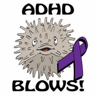 ADHD sopla diseño de la conciencia Esculturas Fotográficas