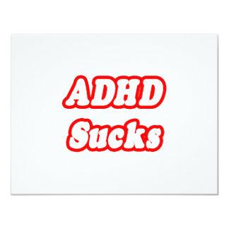 ADHD Sucks Card