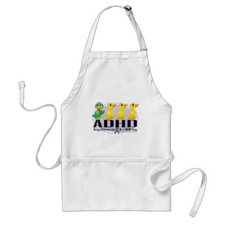 ADHD Ugly Duckling Aprons
