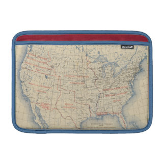 Adhesiones 1 del territorio funda macbook air
