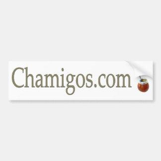 Adhesive for Chamigos.com Car Car Bumper Sticker