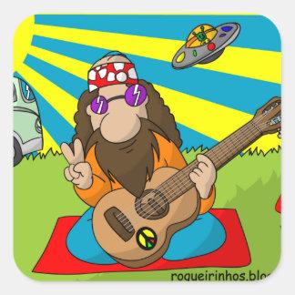 adhesive hippie